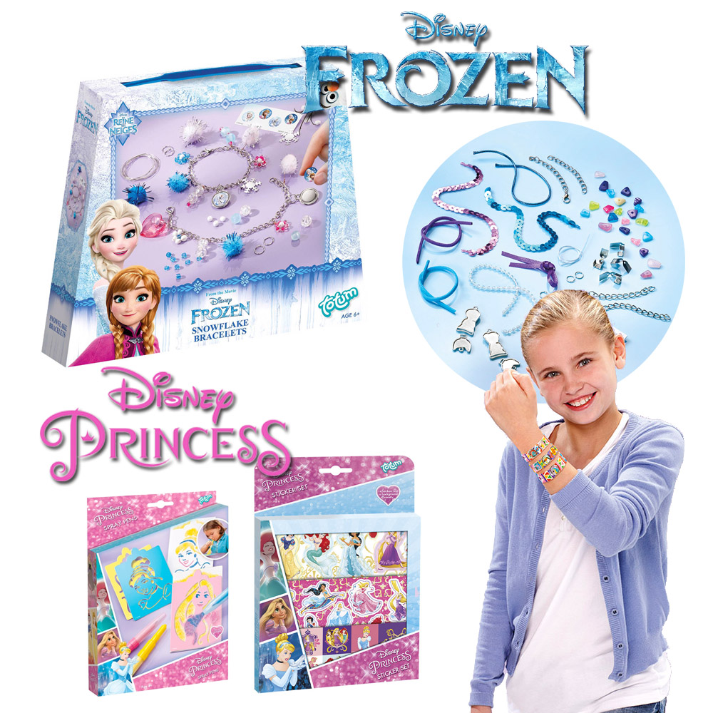 Totum Display2 Frozen e Disney